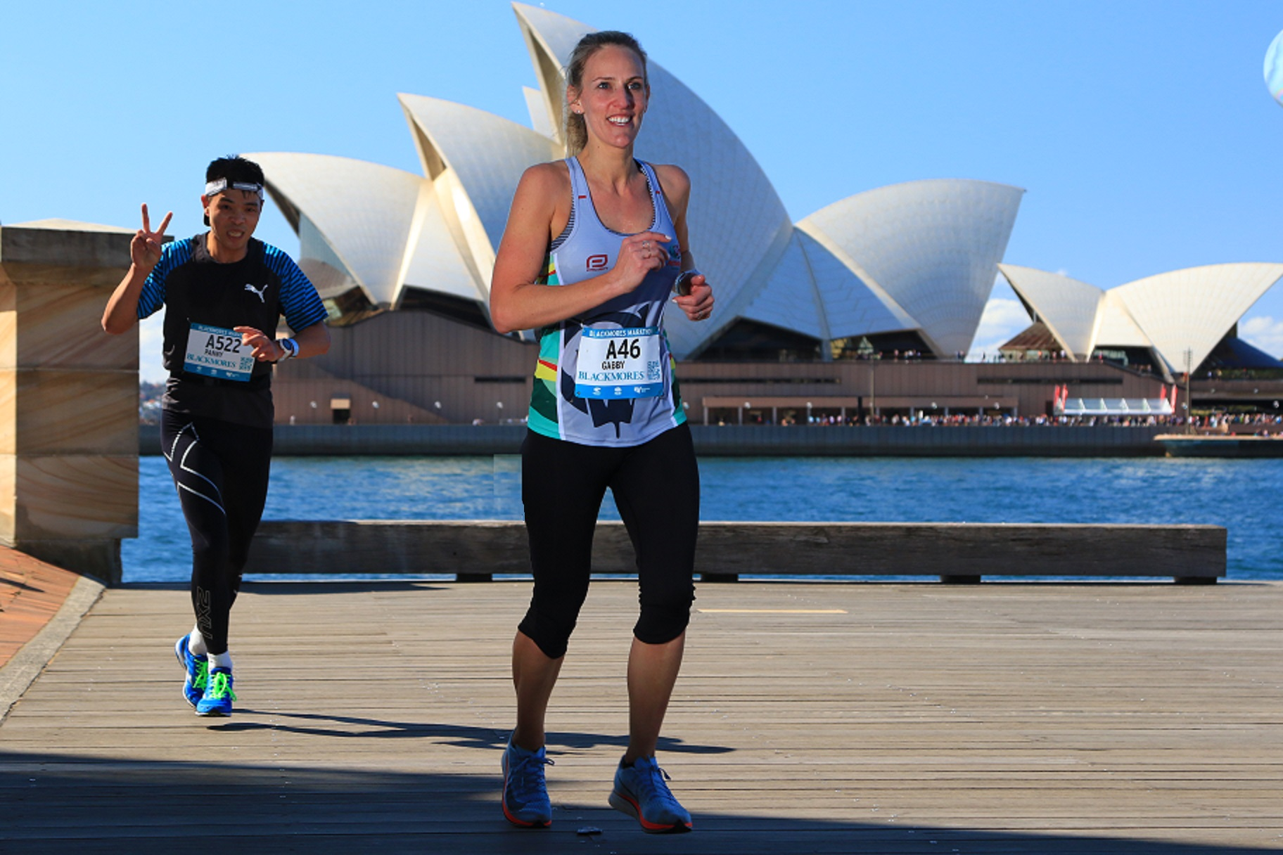 Sydney Marathon 2017