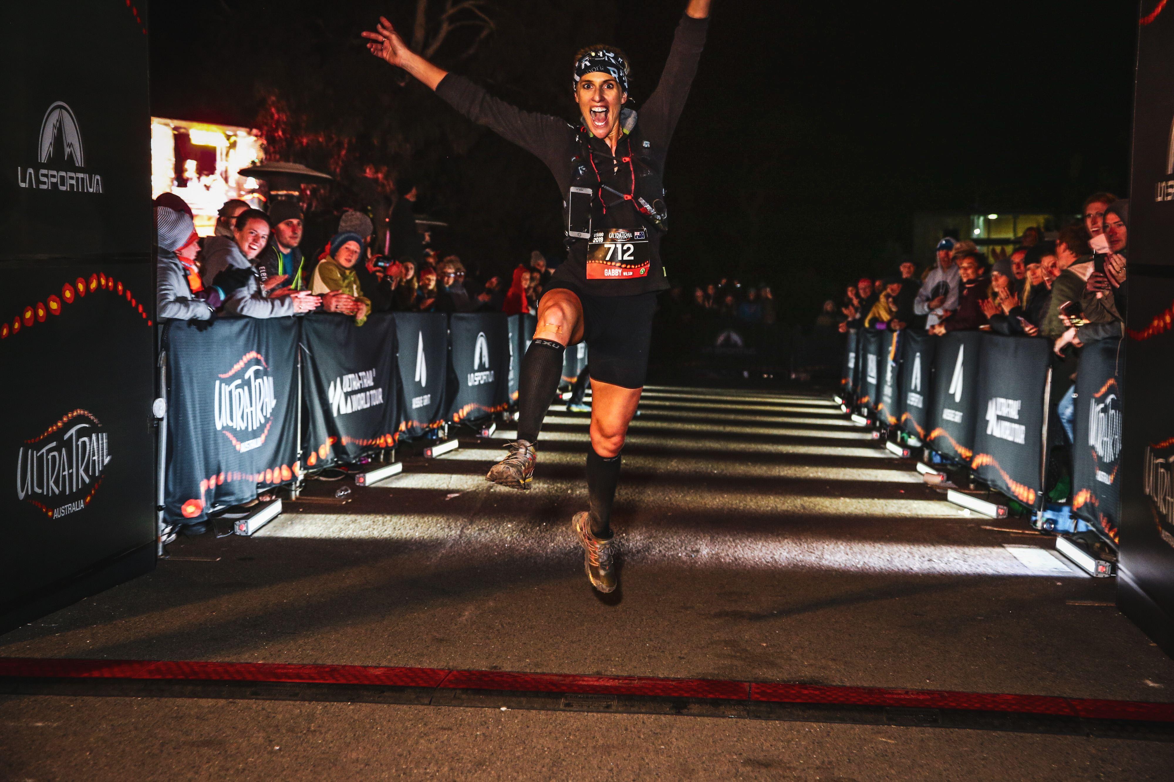 Ultra Trail Australia 2019 100Km
